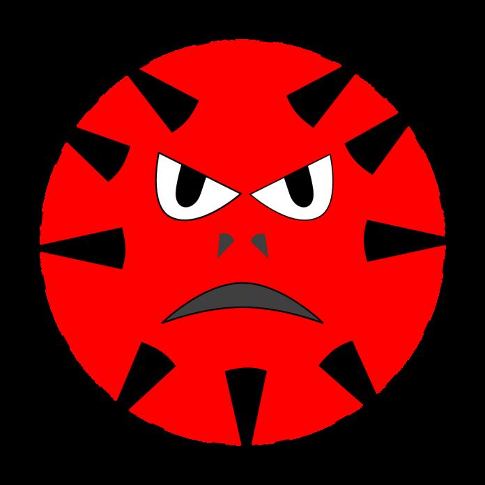 Gambar Ilustrsi Virus Corona (Pixabay)