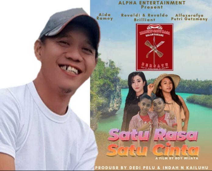 Film Satu Rasa Satu Cinta, Gagasan Terindah M 1 R yang Digarap Sutradara Roy Wijaya. Film ini mengisahkan situasi pasaca konflik Ambon-Maluku dan Sekitarnya pada tahun 1999- 2002 (Sumber RW)