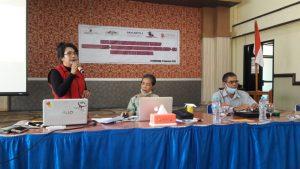 Filiana Tahu, S.Sos., M.Hum. - Direktris Yayasan Amnau Bife Kuan (YABIKU) Nusa Tenggara Timur (Foto: Tim)
