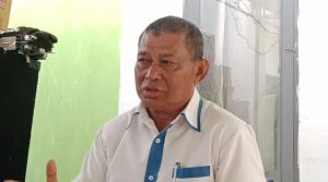 Remigius Asa, S.H., Kepala BP4D Kabupaten Malaka yang Dinonjob oleh Penjabat Sementara Bupati Malaka dengan dalil Pemalsuan Tandatangan (Foto: FCS)