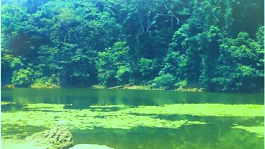 Danau Mantasik di Siang Hari (Foto: Istimewa)