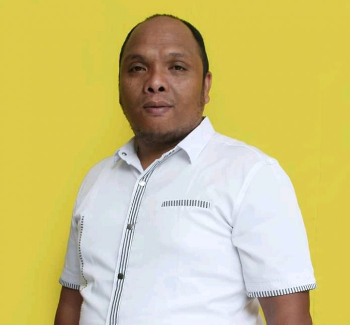 Ferdinandus Tahu Maktaen, S.H - Kuasa Hukum Pasangan Calon Simon Nahak-Kim Taolin (Foto: Istimewa)