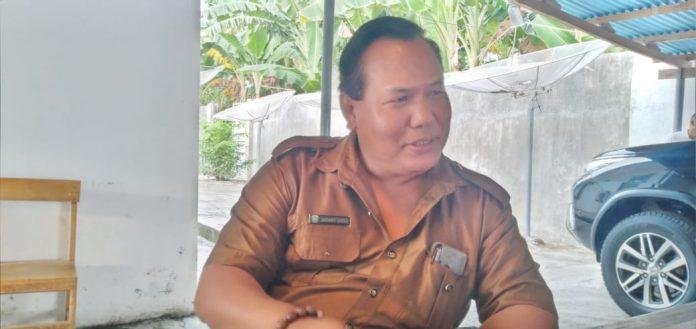 Henri Melky Simu - Anggota DPRD Kabupaten Malaka Fraksi Golkar (Istimewa)
